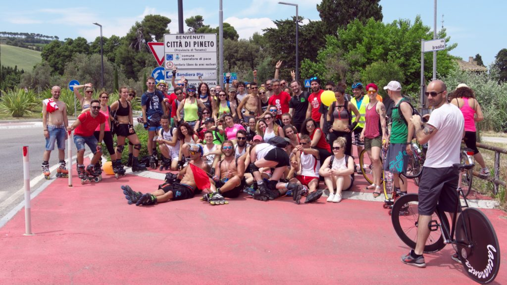 Biciclettata & Pattinata Adriatica – Annuale – ogni 2 Giugno – PPUG