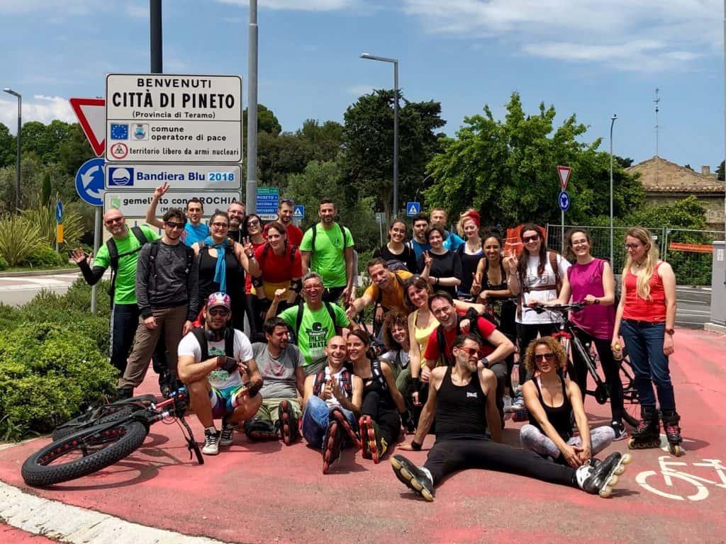2 giugno 2019 Pattinata & Biciclettata adriatica