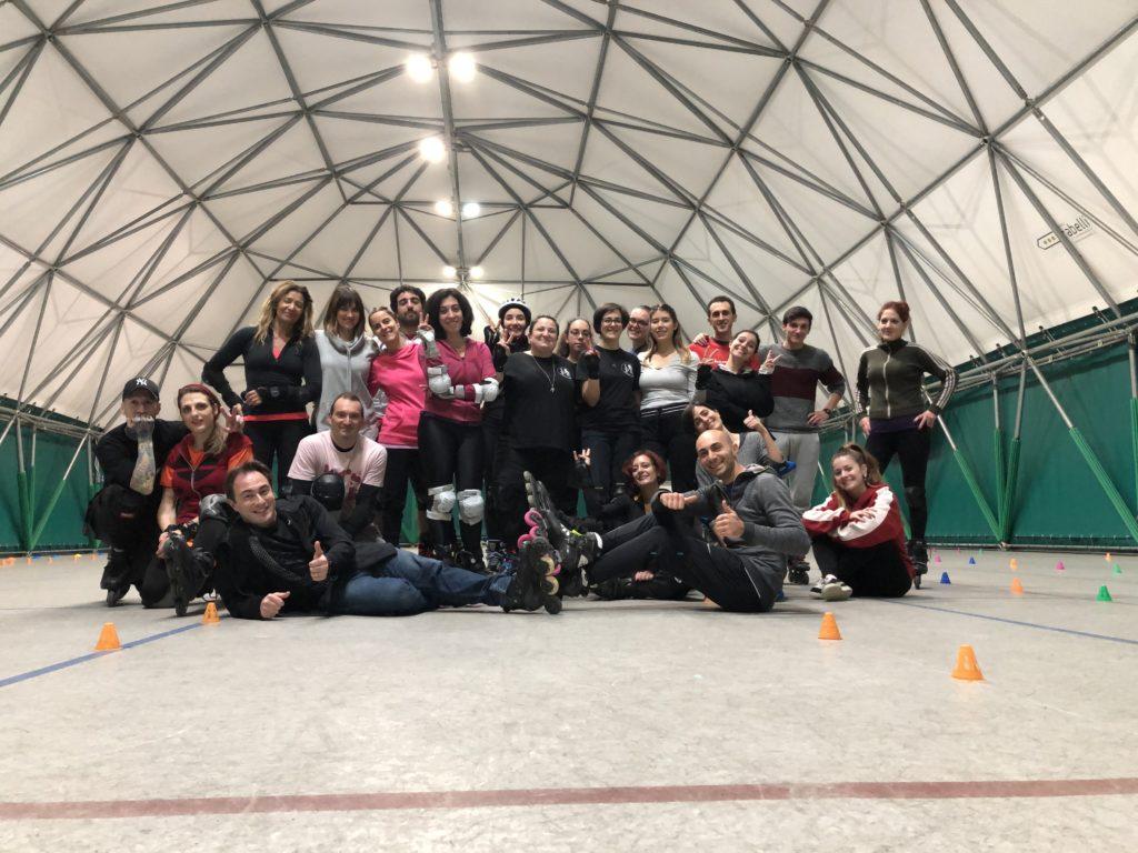 Riapertura corsi di pattinaggio freestyle adulti e bambini 2019/2020